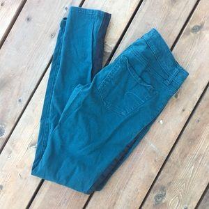 American Eagle Two Tone Stripe Jeans